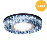 Crystal Led 1 Black